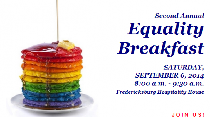 2014 LGBT Democrats of Virginia Equality Breakfast